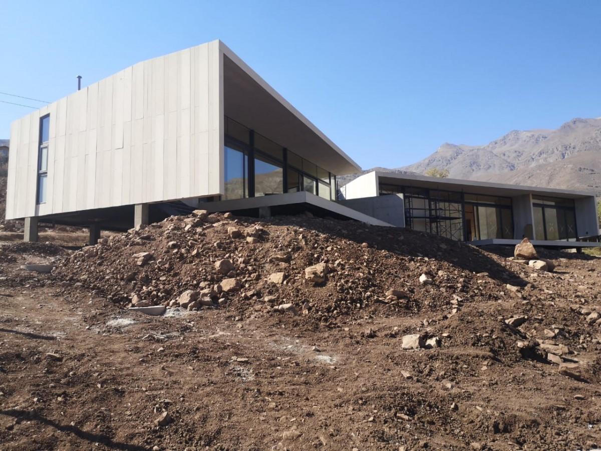 Casa Poirrier – Los Andes
