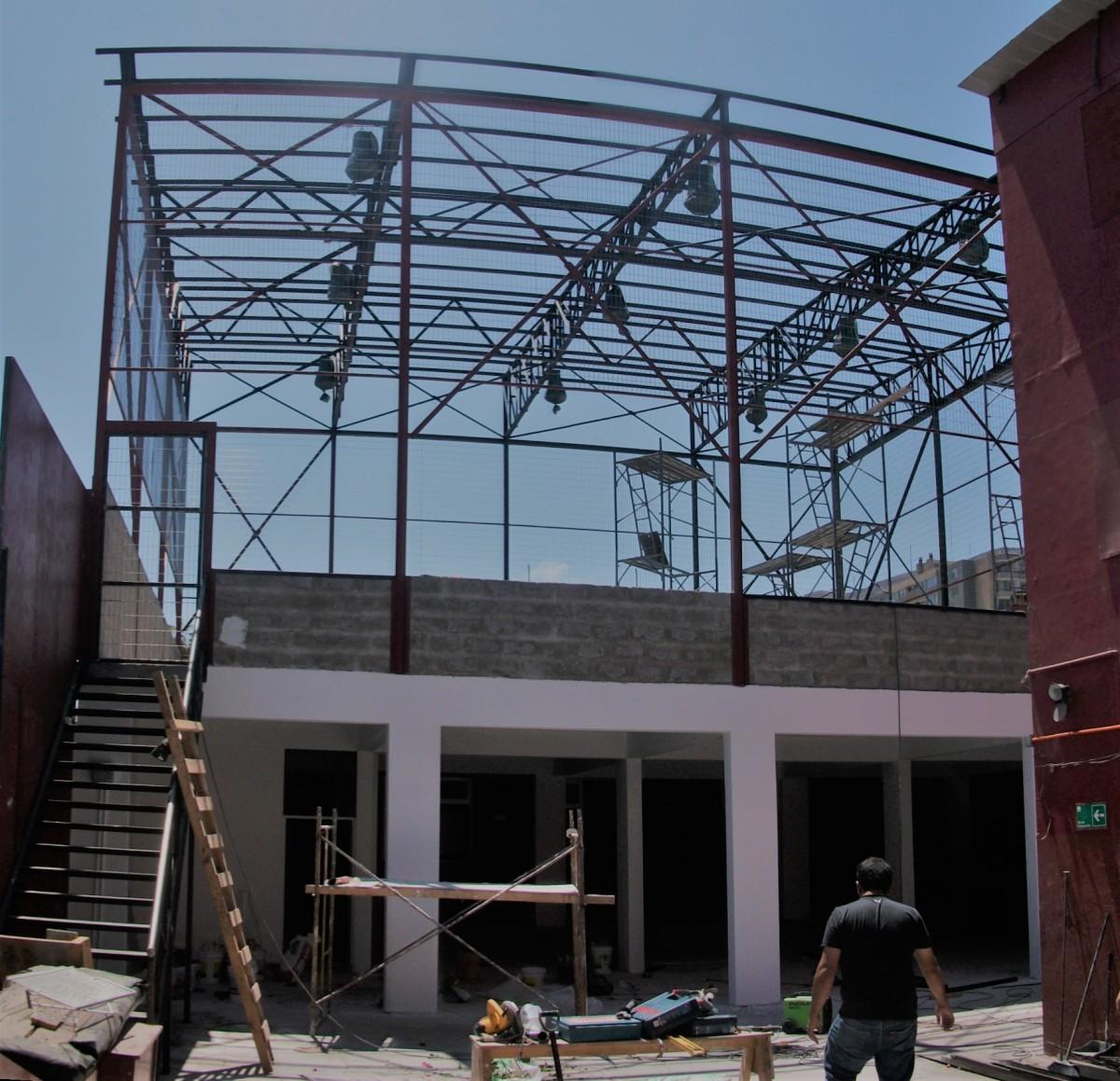 Gimnasio Colegio Franco Inglés – Antofagasta
